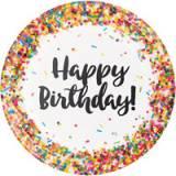 Centrotavola  minishape compleanno