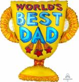 Pallone wordl's best dad coppa
