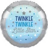 Twinkle little star celeste pallone