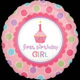 1st Cup cake girl
