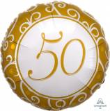 Anniversario 50th oro