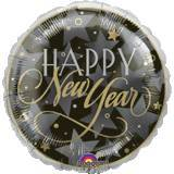 Pallone 'happy new year' enchanted evening