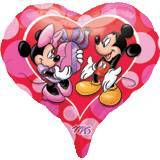 Cuore Mickey & minnie love
