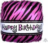 Compleanno Birthday starburst