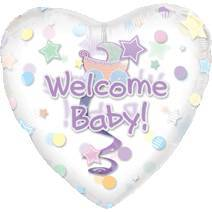 Nascita Welcome baby swirl