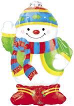 Natale Snowman