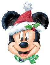 Pallone natale Mickey Mouse Christmas