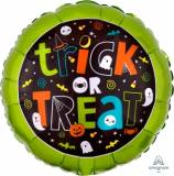 Pallone halloween trick o treat