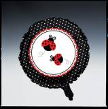 Pallone coccinella