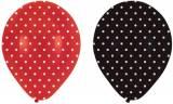 Palloncino lattice coccinella/pois palloncini