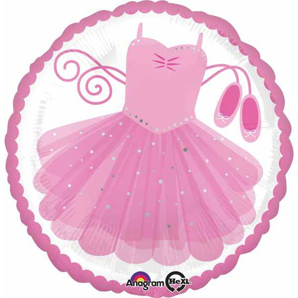 Ballerina palloncino