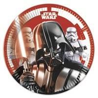 Star wars piatto dessert il risveglio della forza