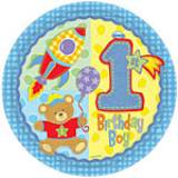 Hugs & stitches 1° compleanno boy