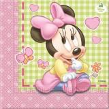 Minnie baby tovagliolo
