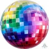 Pallone disco multicolor
