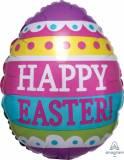 Palloncino pasqua uovo spring