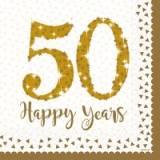 50 Anniversario piatto piano