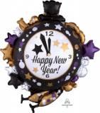 Happy New Year piatto piano