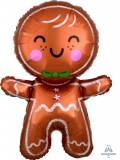 Pallone natale gingerbread
