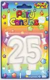 Candela silver 25° anniversario