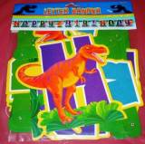 Festone dinosauri in cartoncino