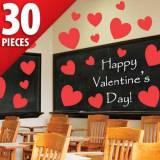 San Valentino Cuori Adesivi