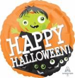 Halloween cerchietto pipistrelli glitterati
