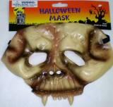 Halloween mask teschio