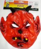 Halloween mask diavolo
