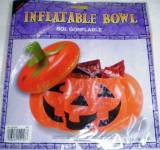 Halloween inflatable bowl