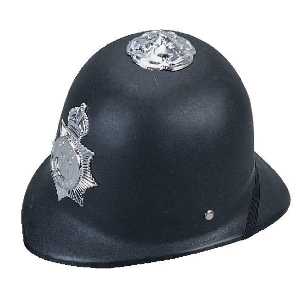 Casco poliziotto