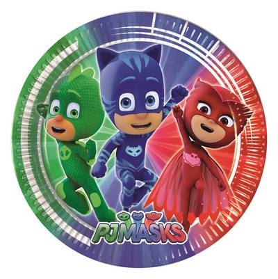 Superpigiamini pjmasks piattino
