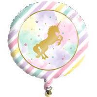 Unicorno gold pallone