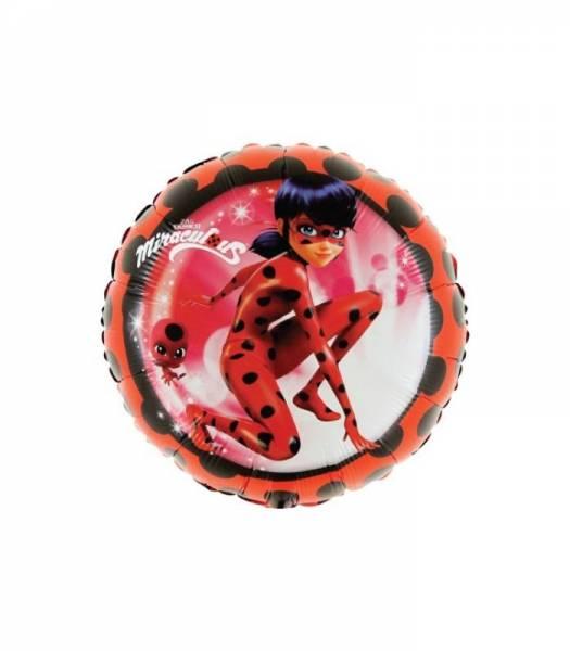 Palloncino mylar 'Ladybug'
