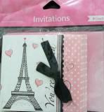 Parigi inviti festa