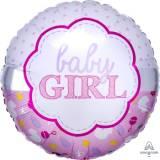 Nascita Scallop baby girl