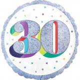 Pallone 30 anni oleografico