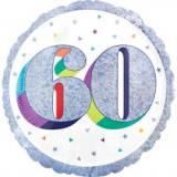 Pallone 60 anni oleografico