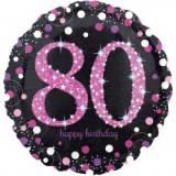 Pallone 80 sparkling fucsia