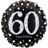 Pallone 50 anni sparkling oro & argento