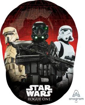 Pallone star wars supershape