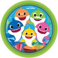 Coordinato Baby shark piatto