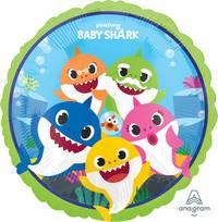 Pallone baby shark