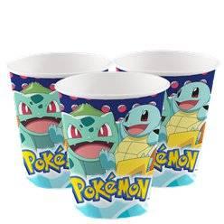 Coordinati pokemon bicchieri