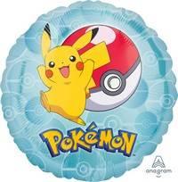 Pallone pokemon round