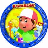 PIATTI HANDY MANNY PZ.10 CM.23
