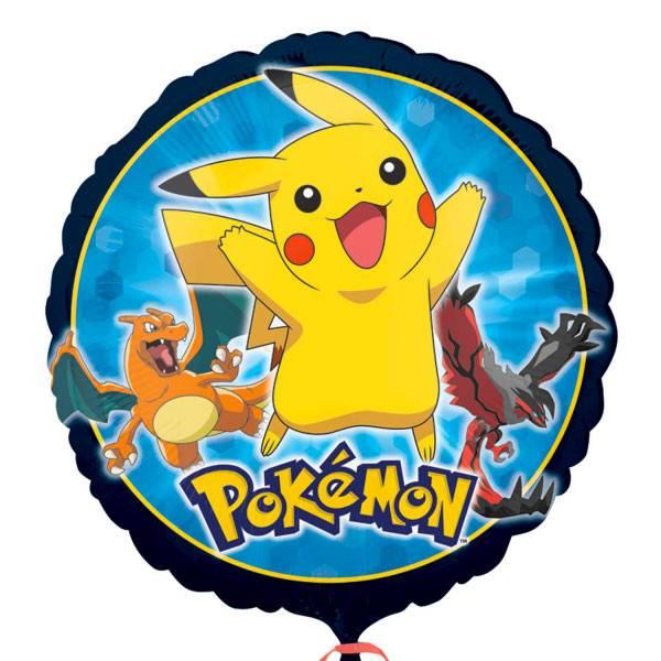 Pallone pikachu pokemon