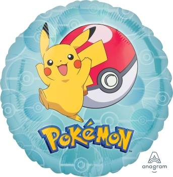 Pallone pikachu pokemon new