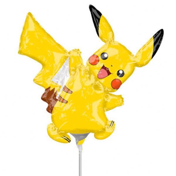 Pallone pikachu pokemon minishape